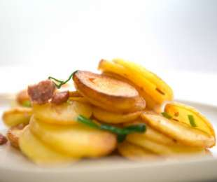 Bratkartoffel-Spaß-Büffett